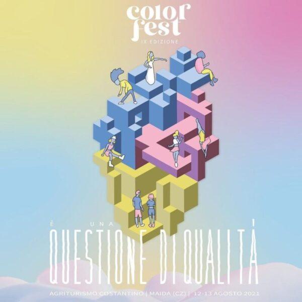 La Calabria torna a cantare con la nona edizione del Color Fest