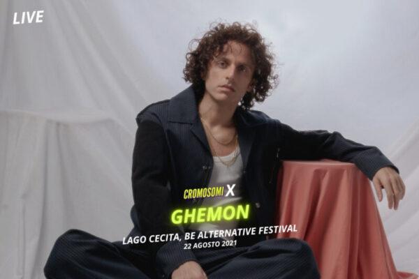 Ghemon live sulle rive del Lago Cecita: un Momento Perfetto