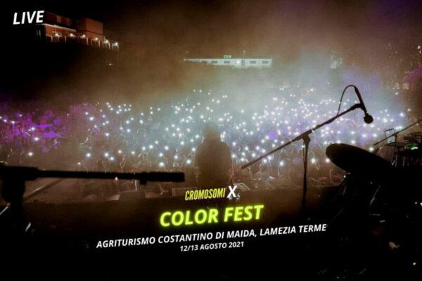 Color Fest suona la nona: il racconto della due giorni di musica in terra calabra